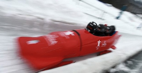 7-Bobsledding